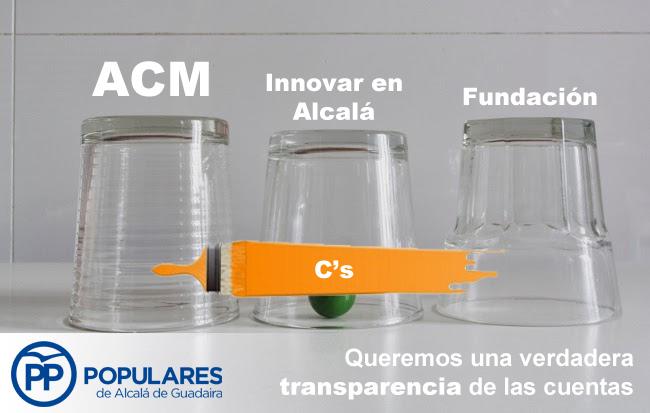 La nueva política … en Alcalá