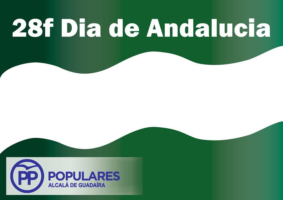 Feliz Día de Andalucía a todos – 2016