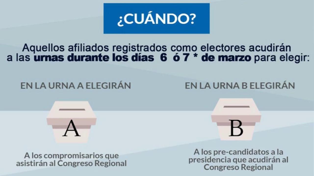 XV Congreso Regional del PP de Andalucía – Información