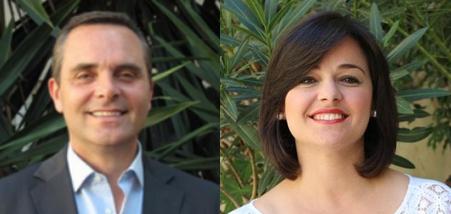 Congreso Provincial: Los candidatos Juan Bueno y Virginia Pérez presentan sus proyectos en el PP de Alcalá de Guadaíra