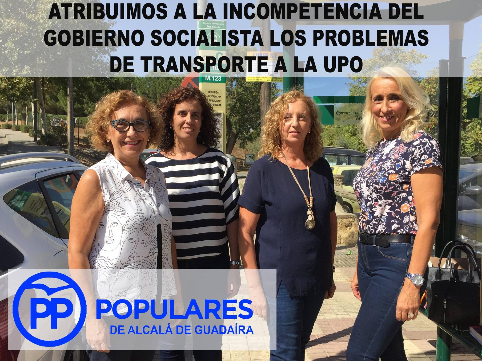 Por incompetencia del PSOE, la Universidad más cercana es la peor conectada con Alcalá