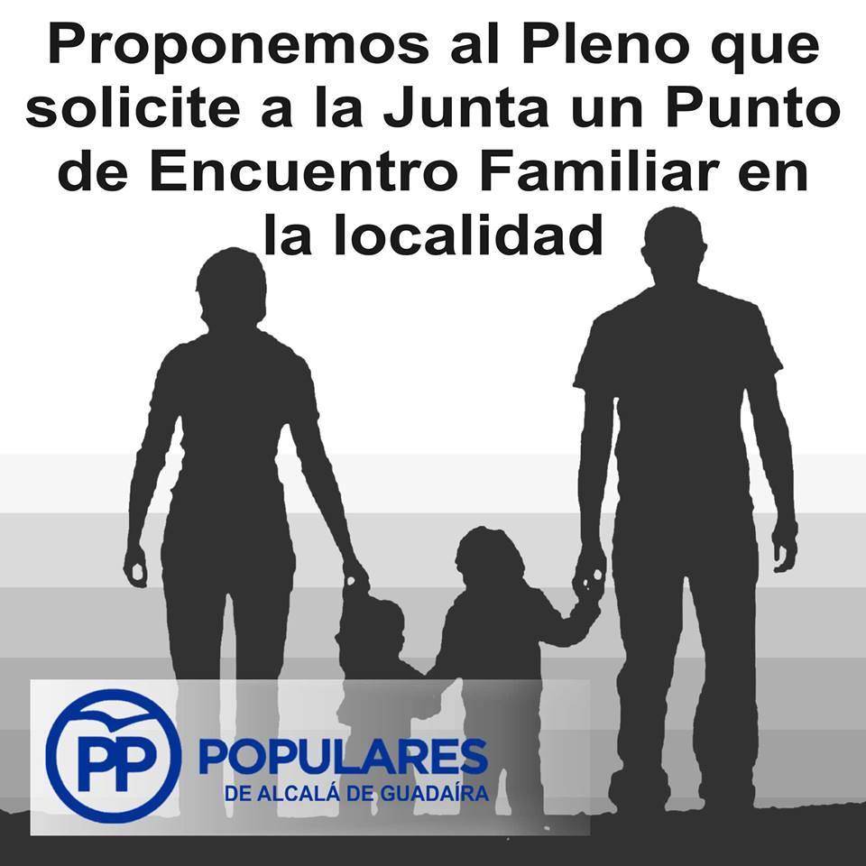 Puntos neutrales de encuentro familiar para hijos con padres separados