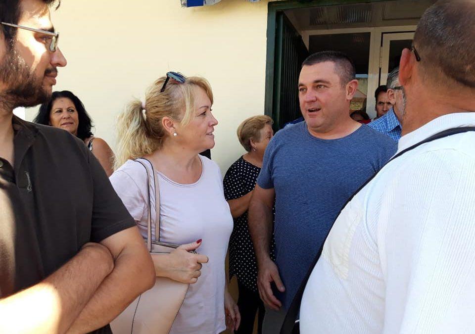 El PP exige soluciones reales y urgentes para el barrio de San Rafael.