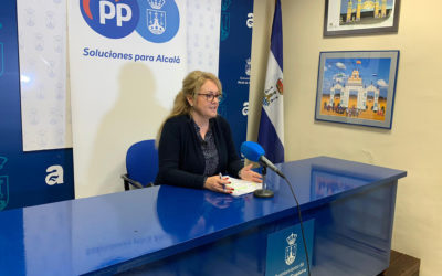 El PP de Alcalá denuncia la bochornosa utilización por parte del PSOE de Jiménez de la vacunación a nuestros mayores para buscar rédito político