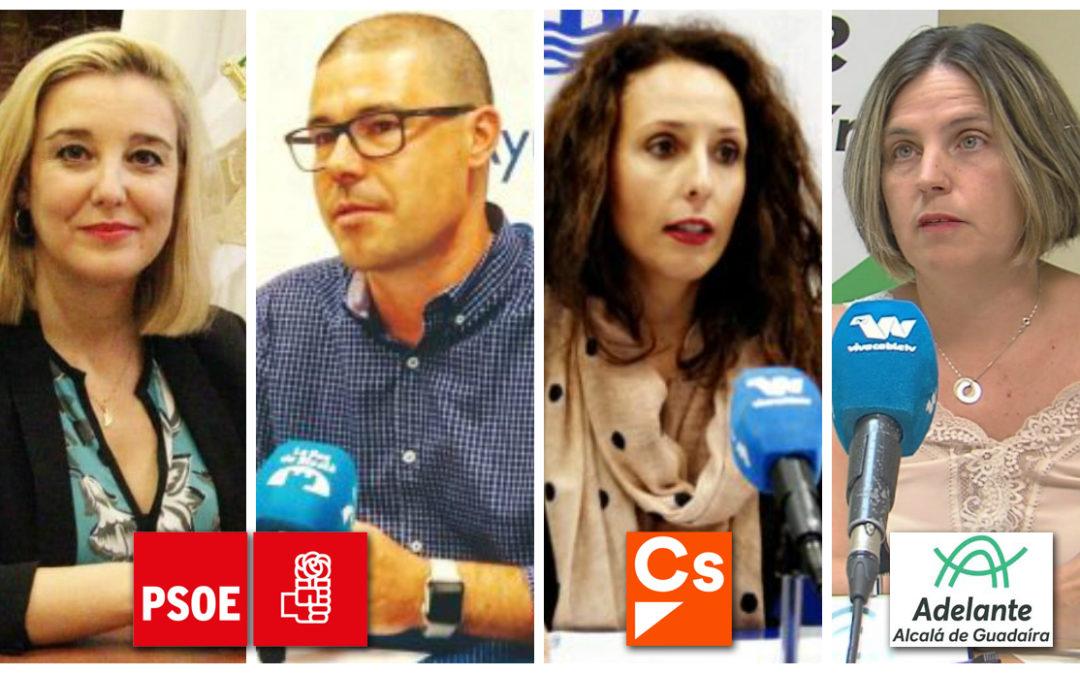 El Presupuesto 2021 traerá enchufes para familiares del PSOE y más deuda para los alcalareños
