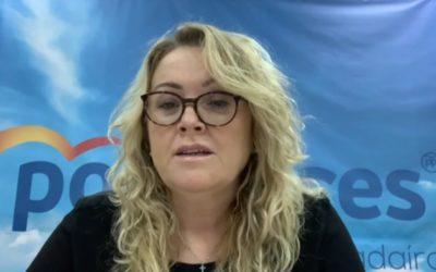 Sandra González nombrada Vicesecretaria del PP de Sevilla